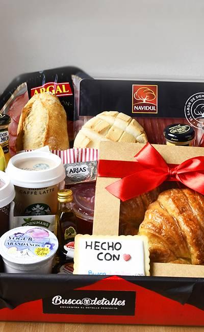 Desayunos sorpresa en Palencia y Valladolid
